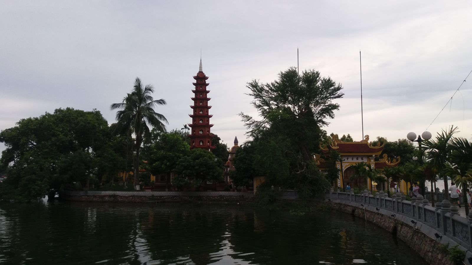 North Vietnam Tour to Tran Quoc Pagoda