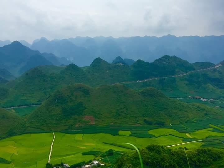 Bac Son valley in north Vietnam trip