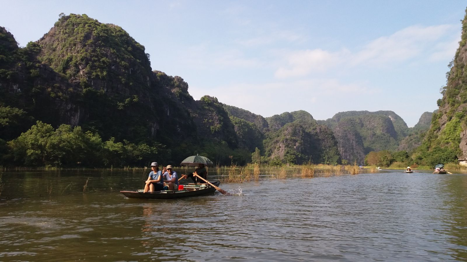 North Vietnam Tour -Tam Coc