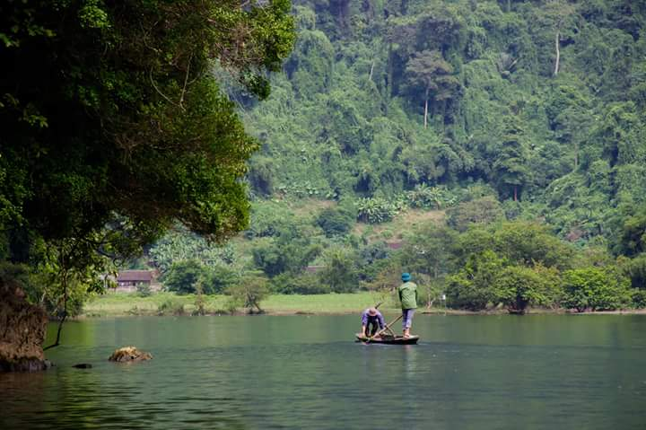 Northeast Vietnam Tour- Ba Be lake1