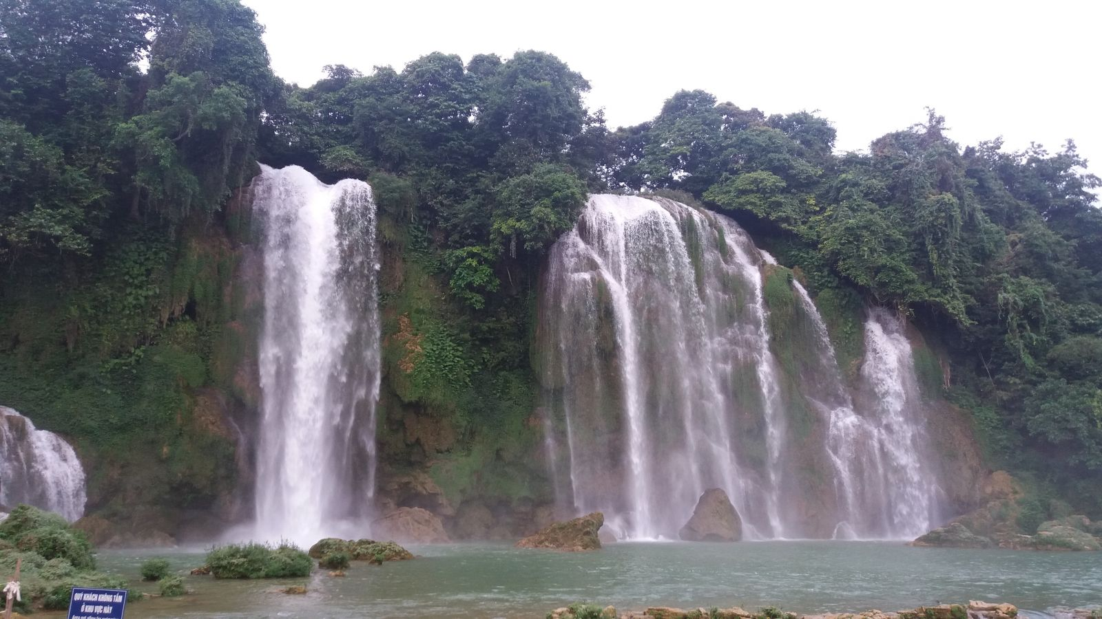 Northeast Vietnam Tour-Ban Gioc fall