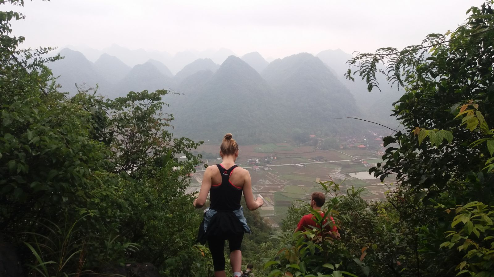 Northeast Vietnam Tour-trekking