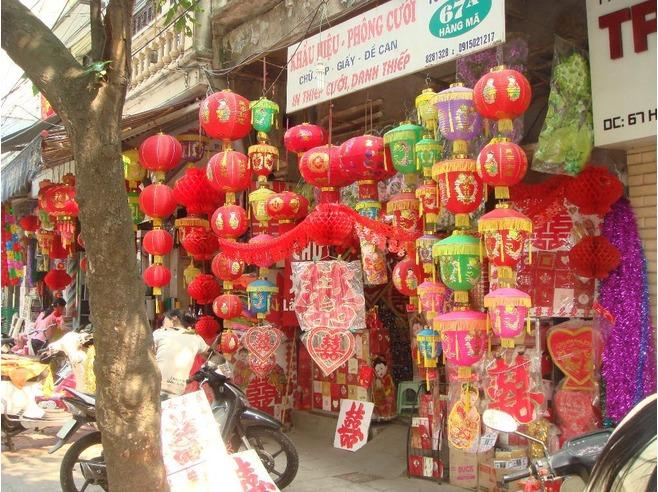 Hanoi old quarter HM
