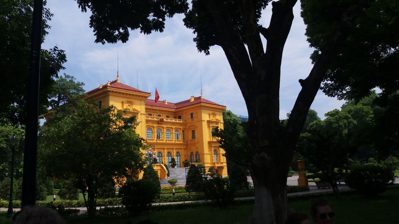 Presidential Palace Hanoi11
