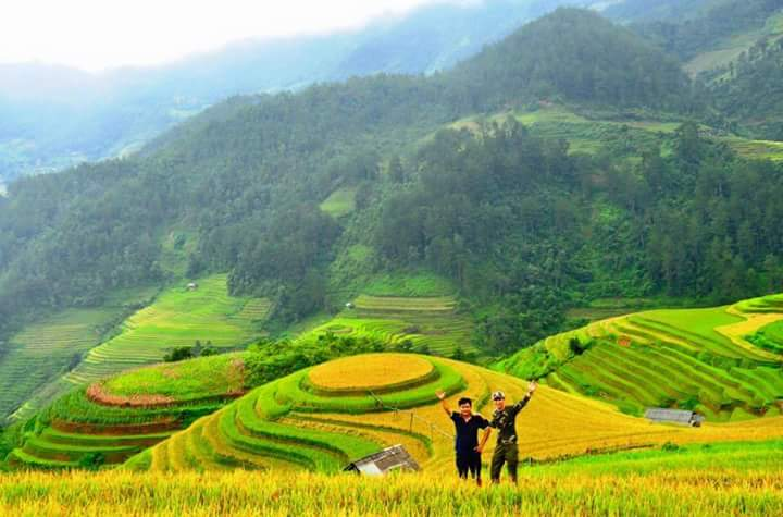 Private car rental from Hanoi to Sapa