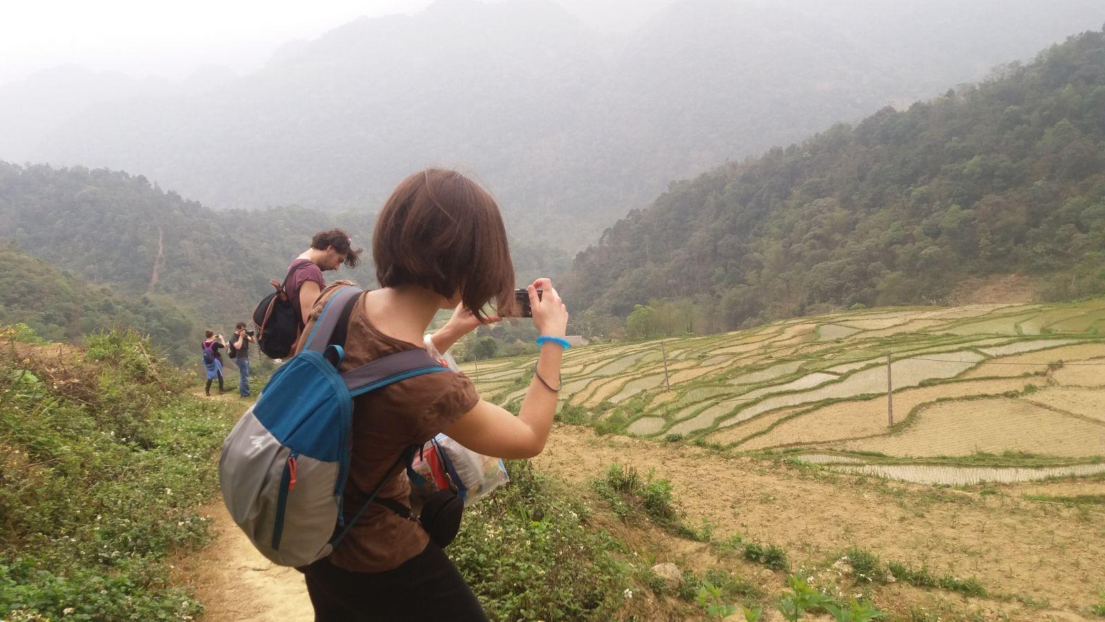 Pu Luong Nature Reserve - trekking