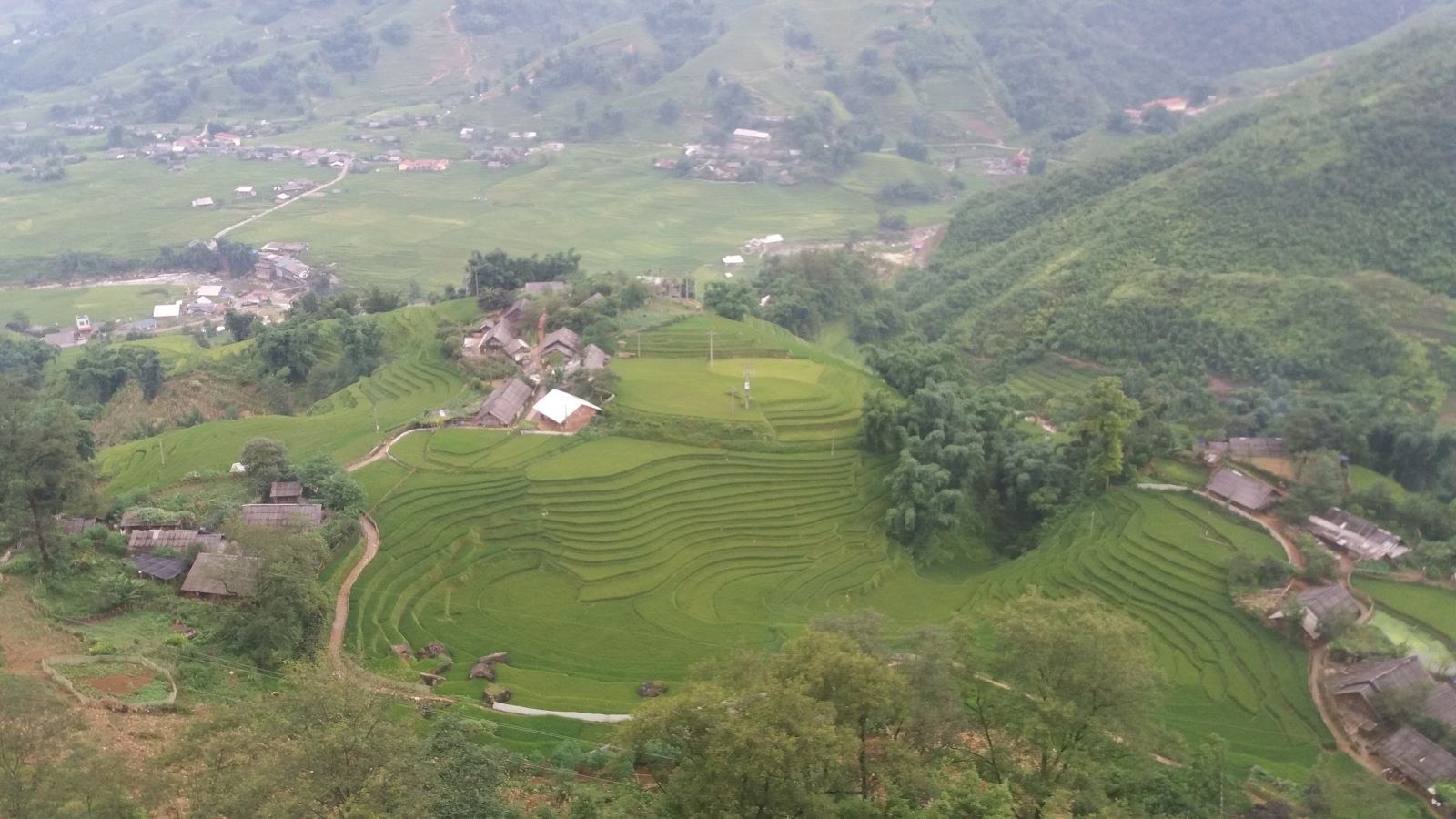 Sapa tours to ethnic villages