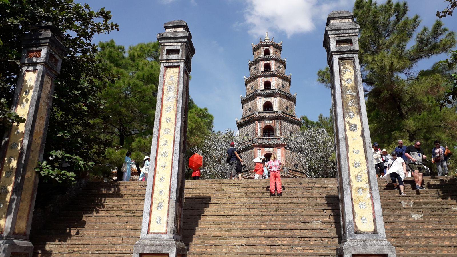 Thien Mu pagoda- Hue
