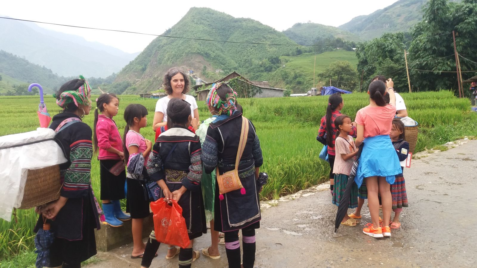 Taboos of local ethnic villages in Sapa