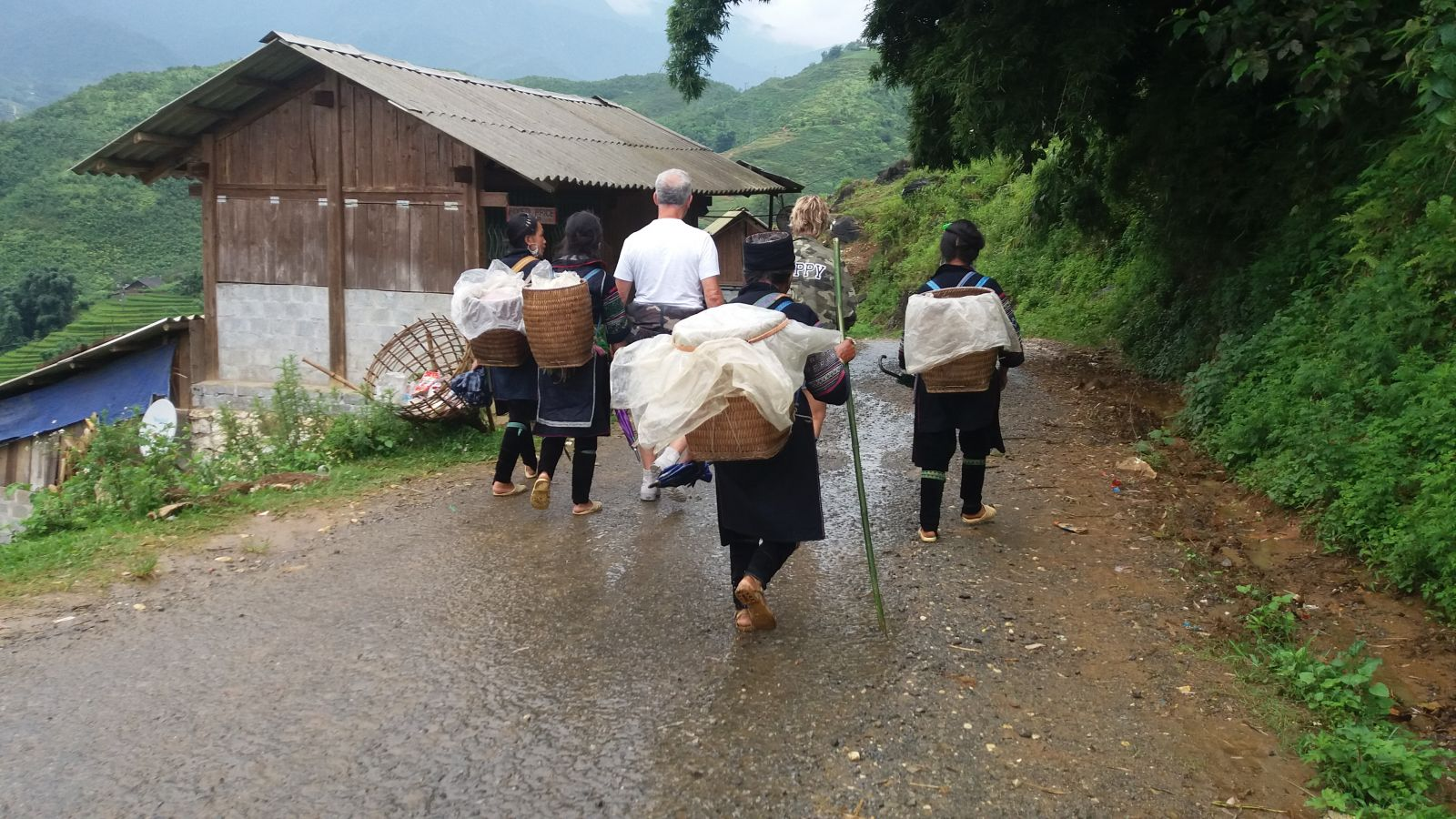 Taboos of local ethnic village in Sapa