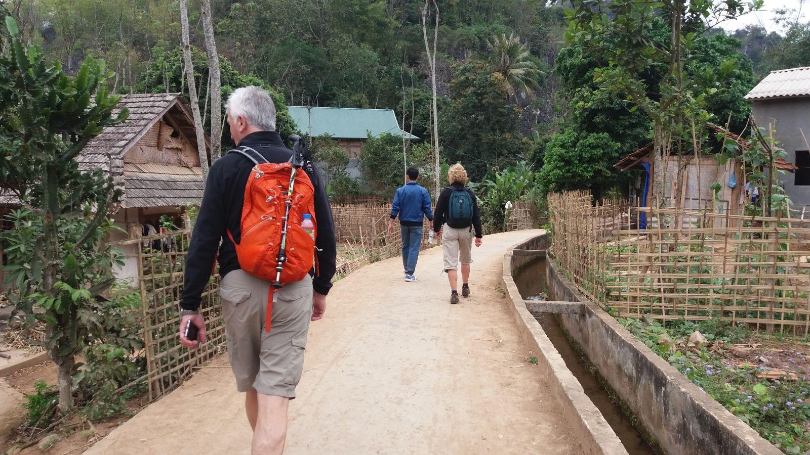 Trekking tour Mai Chau