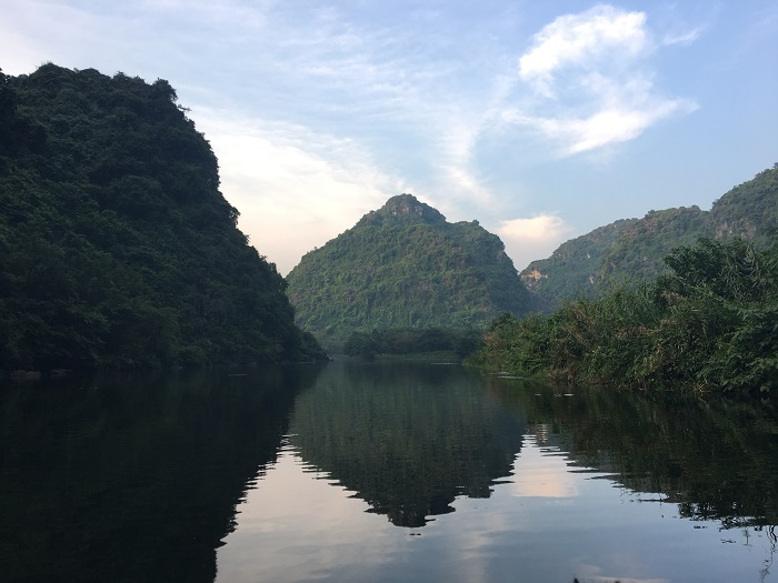 Vietnam Heritage Tour - Trang An mountain