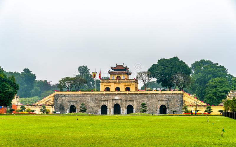 Thang Long Royal Citadel