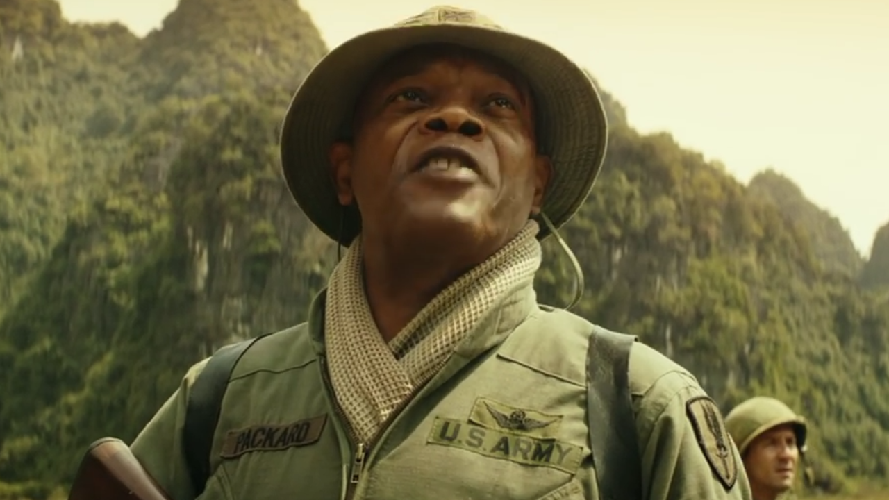 Van Long nature in Kong Skull island