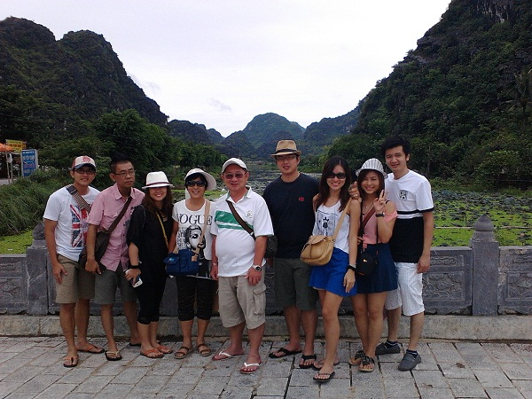 Vietnam daily tours to Tam Coc