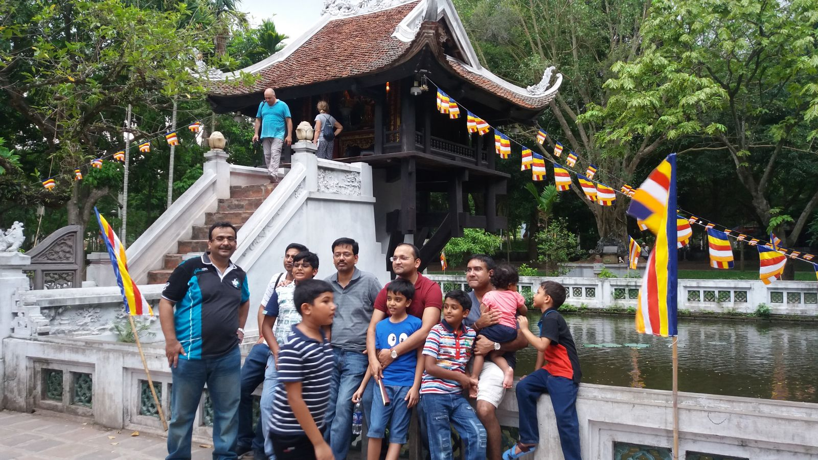 Vietnam Family Holidays with Indian family