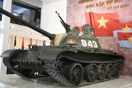 Vietnam History - HCM campaign