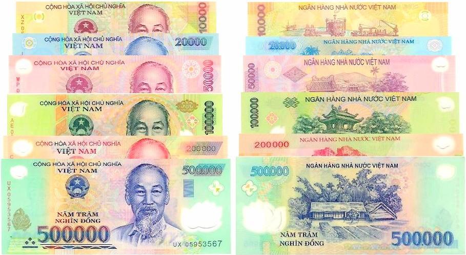 Vietnamese Dong - VND