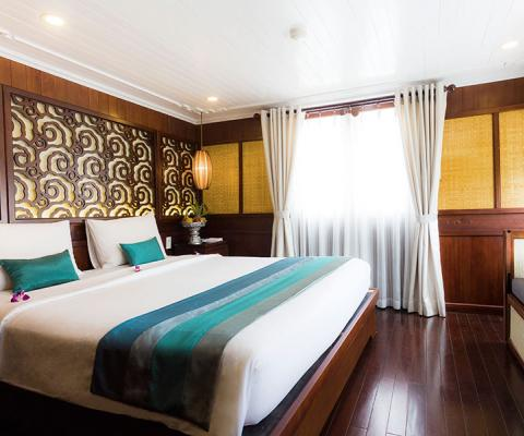Bhaya Classic Cruise Halong Bay 2 Days3