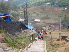 Sapa Travel Guide-Cat cat 04