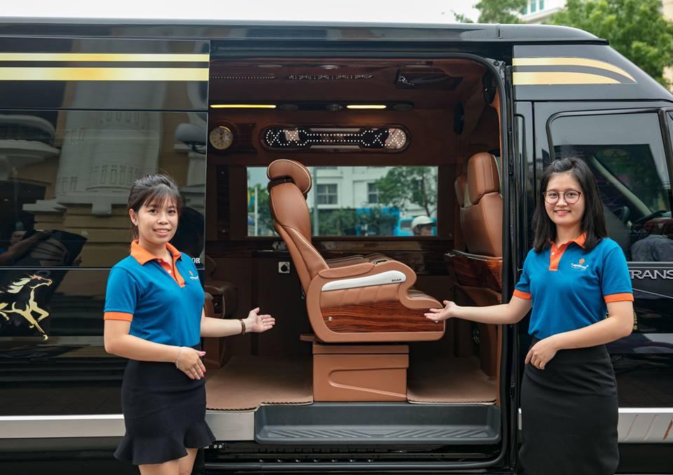 Van Transfer Genesis Cruise