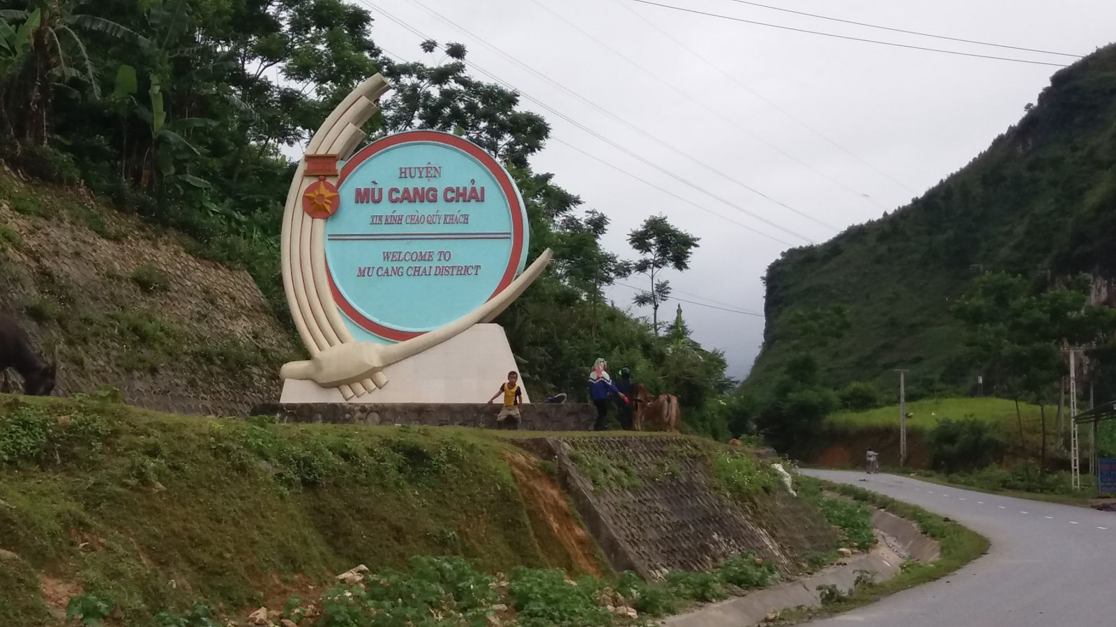 how to get to Mu Cang Chai district