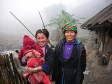 Sapa Tours- Lao Chai Village