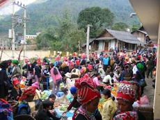 Sapa Travel Guide- Muong Hum Market