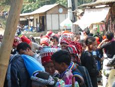 Sapa Travel Guide-Muong Hum Market05
