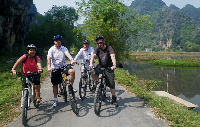 Ninh Binh bike tour
