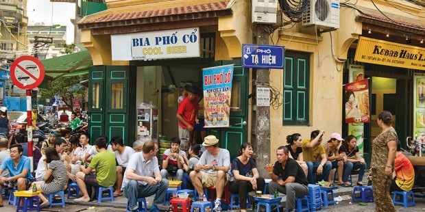 Hanoi Travel Guide-old quarter