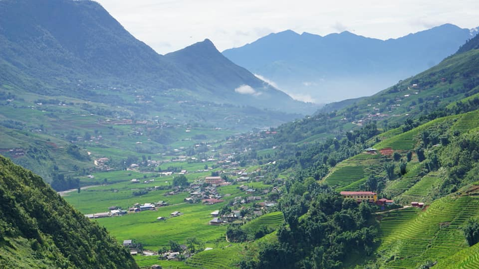 Sapa homestay with trek down Muong Hoa valley