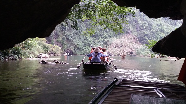 Cave in Trang An