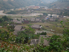 Sapa Tours-Ta Van Village