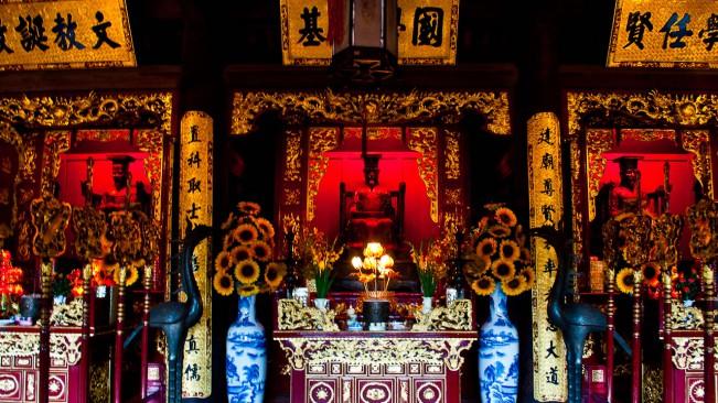 Hanoi Travel Guide-Temple of Literature02